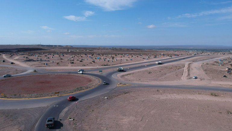 La toma de Casimiro Gómez desde el drone de LMN