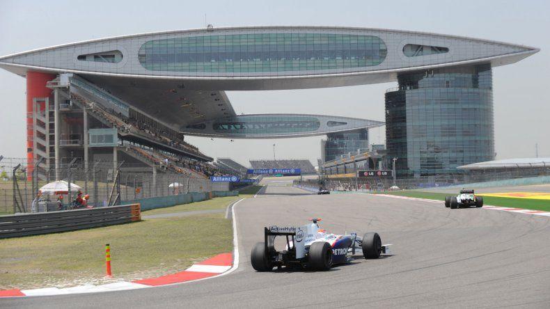 La Fórmula 1 posterga el GP de China por el coronavirus