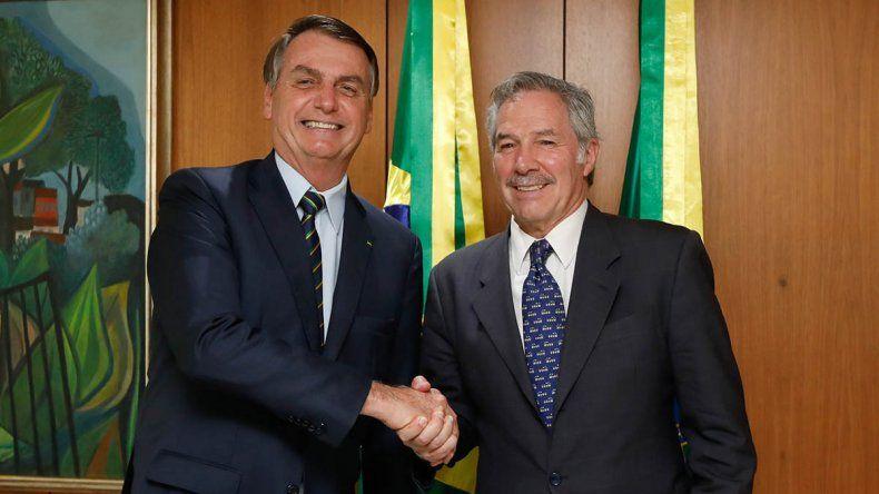 La cumbre Fernández-Bolsonaro podría ser el 1° de marzo