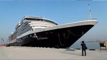 japon: al rescate del crucero que esta a la deriva
