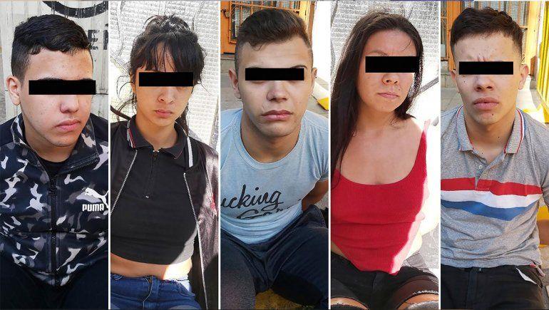 Cinco detenidos por dejar parapléjico a un hombre