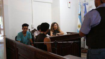 Los hermanos Matías (21) y Fernando (27) Jara están acusados del crimen de su padre Orlando.