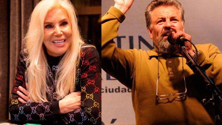 Susana llevará a la Justicia al piquetero Raúl Castells