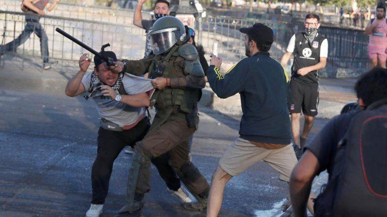 Casi 10 mil detenidos en Chile desde el estallido
