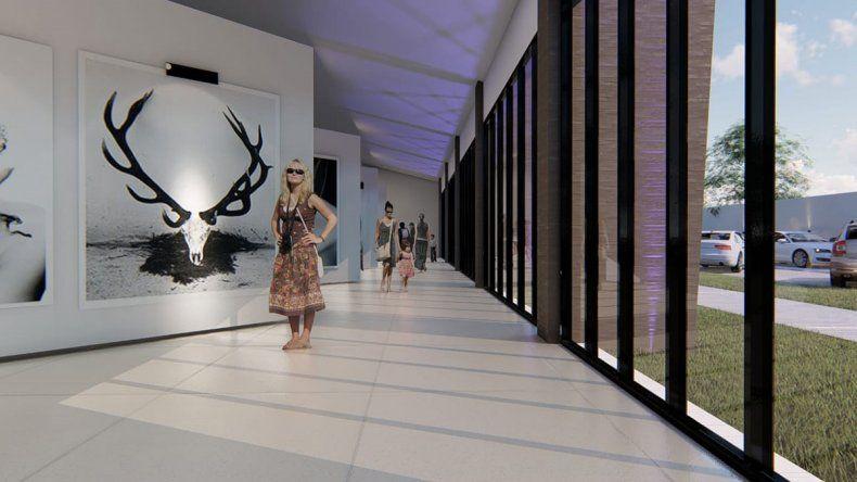 Cutral Co se viste de gala e inaugura un centro cultural