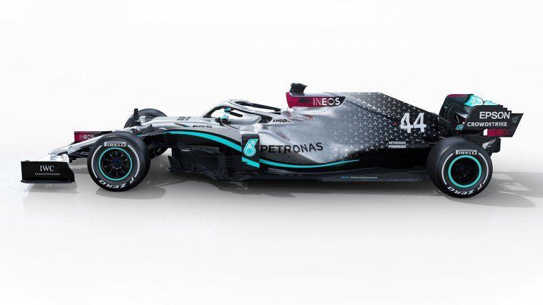 La Fórmula 1 conoció el Mercedes W11