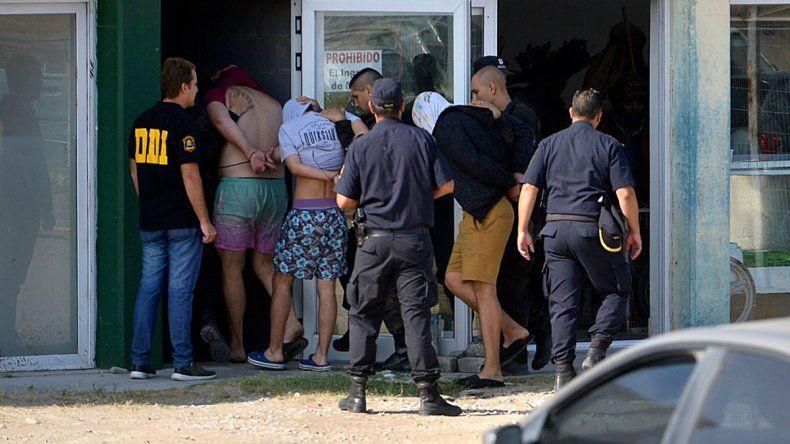 Dictaron prisión preventiva para los 8 rugbiers