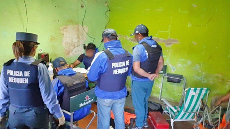 San Martín de los Andes: cayó un ladrón de turistas