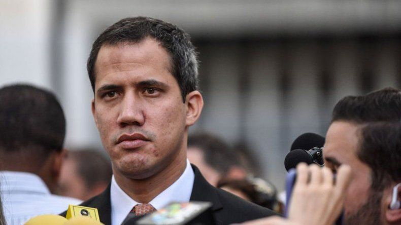 El tío de Guaidó fue detenido tras llegar a Venezuela