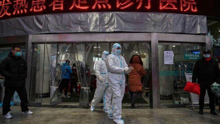 Coronavirus: hay 1.523 muertos y más de 60.000 infectados