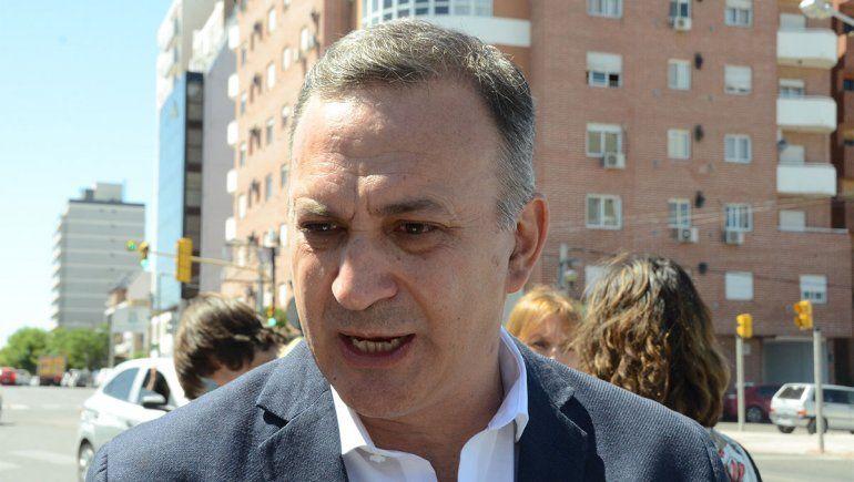 Fernando Schpoliansky dio detalles de la reforma tributaria del gobierno local.