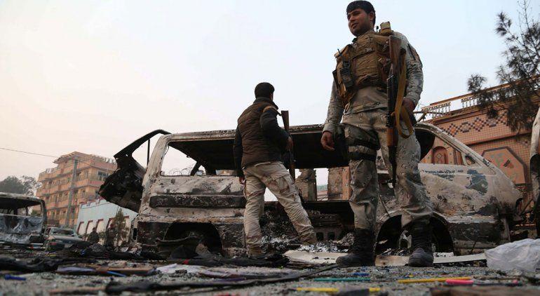 Al menos 8 civiles muertos en ataque de fuerzas afganas