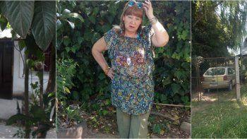 el cadaver de una mujer fue hallado en una bolsa