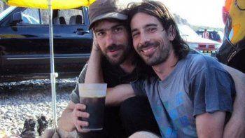 homofobia sin limites: la foto de del cano que se viralizo