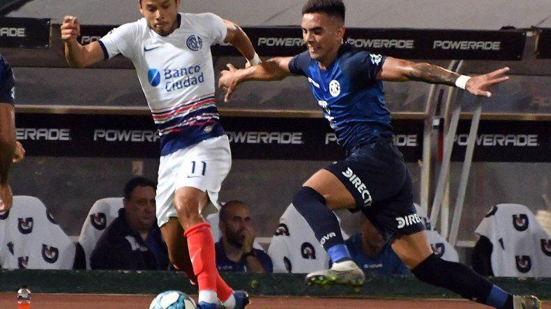 Talleres le ganó a San Lorenzo  y le complicó las copas