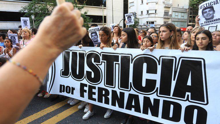 La madre de Fernando convocó a una marcha y pidió que vaya mucha gente
