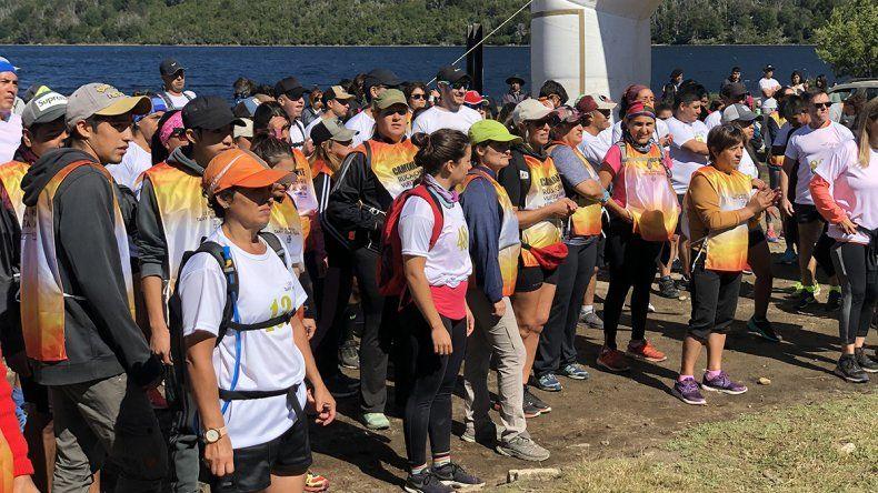 Más de 150 corredores desafiaron la vuelta del Ruca Choroy