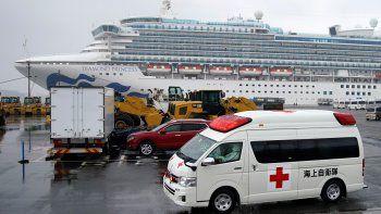 coronavirus: mas casos en el crucero japones