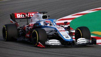 El equipo Williams presentó el FW43 que estará presente en la temporada 2020 de la Fórmula 1.