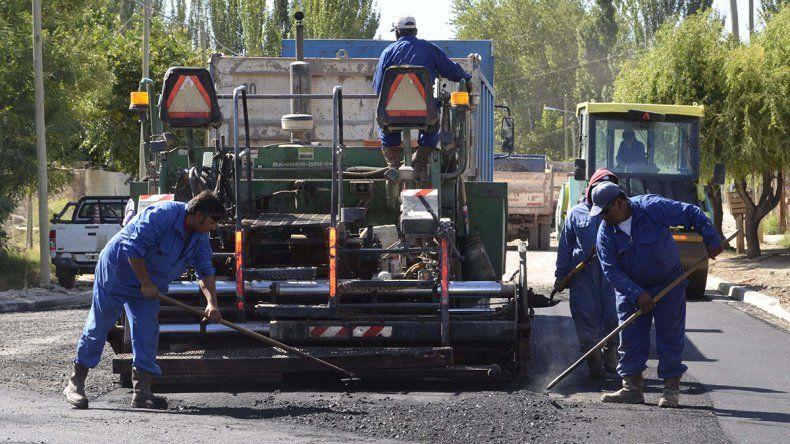 La Municipalidad hará obras por $3200 millones durante 2020