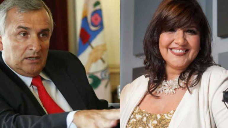 Morales salió a cruzar a Vernaci: Es una falta de respeto