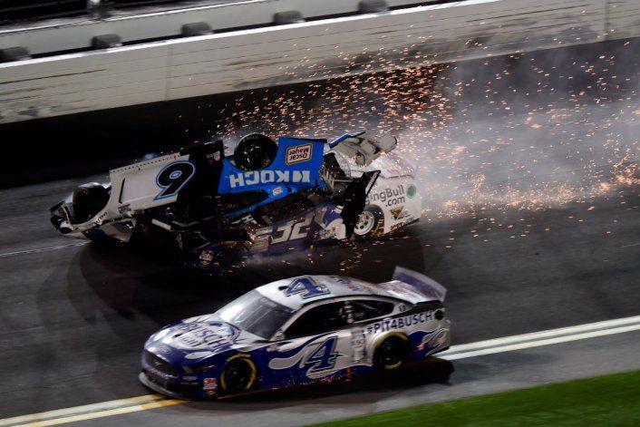 Ryan Newman sufrió un escalofriante accidente en Daytona