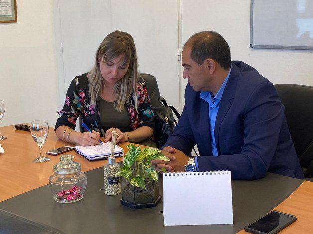 El importante encuentro de este martes entre el Ministro de Deportes y la jueza.