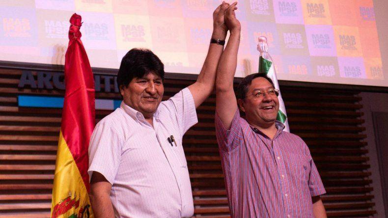 Bolivia: el MAS ganaría las elecciones y volvería al poder