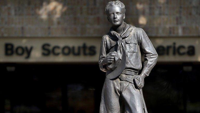 Boy Scouts, en quiebra tras miles de denuncias por abusos