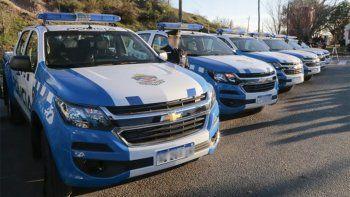 denuncian falta de recursos para los patrulleros