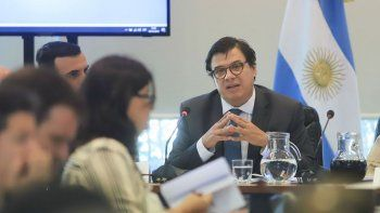 Moroni: Hay que hacer las correccciones para que no se convierta en algo insustentable