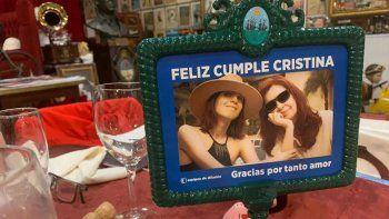 Cristina Fernández de Kirchner celebró su cupleaños número 67 y salió dos veces en las quinielas.
