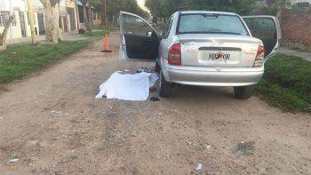 El hombre de 35 años fue acribillado en Santa Fe