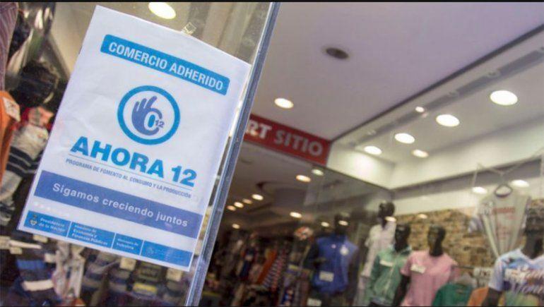 Gobierno controlará que no se compren productos importados con Ahora 12