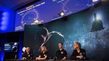 el plan ante la amenaza de un asteroide gigante