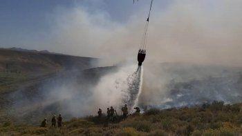 brigadistas tienen controlado el incendio cerca del christi