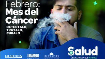 cancer: la prevencion y el diagnostico precoz salvan vidas
