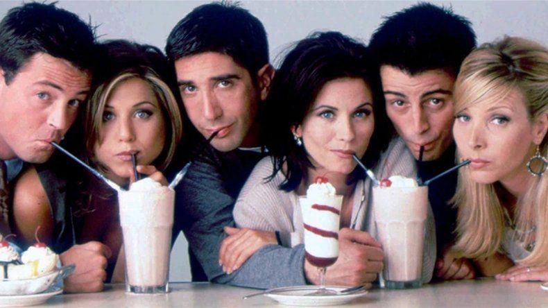 ¡Confirmado! Cuenta regresiva para la vuelta de Friends a la pantalla