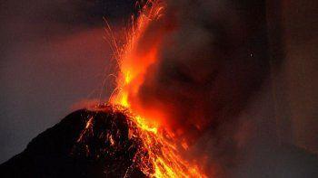 fake news sobre volcan alarma a ecuador