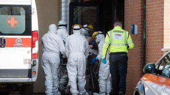 italia: 2 muertos y crece el panico por el coronavirus