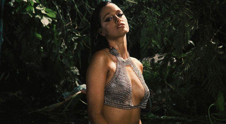 Oriana Sabatini sin etiquetas: No me siento heterosexual