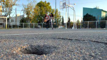 la muni busca mejorar el deporte en los barrios