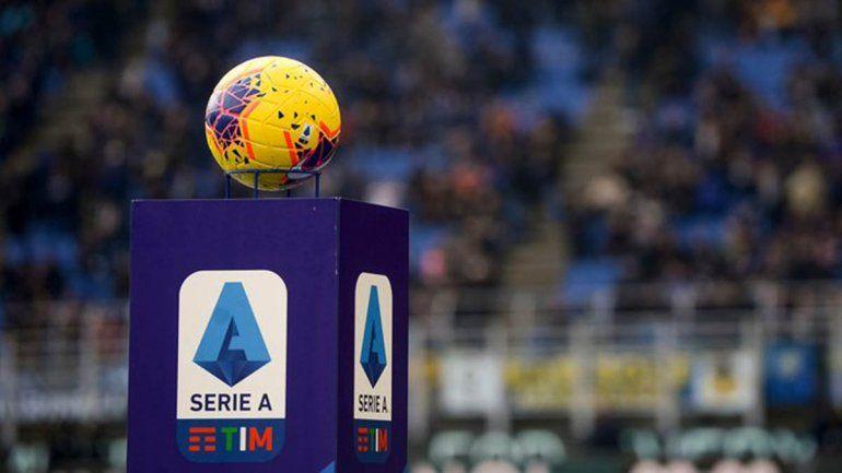 Italia: suspendieron cuatro partidos del Calcio por el coronavirus