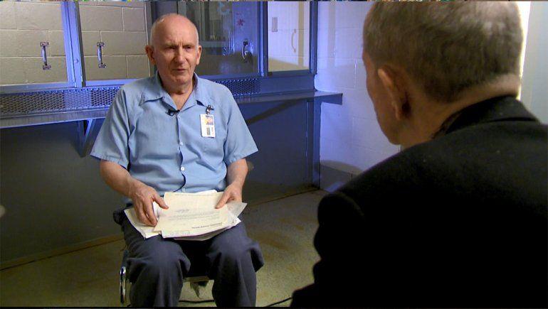 Estados Unidos liberó a su recluso más antiguo