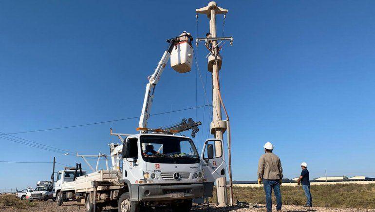Por mantenimiento, el EPEN cortará la luz en 14 localidades
