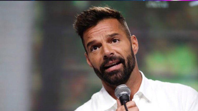 Coronavirus: el desesperado pedido de Ricky Martin