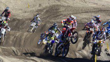 para el mundial de motocross esperan un gran nivel de ocupacion