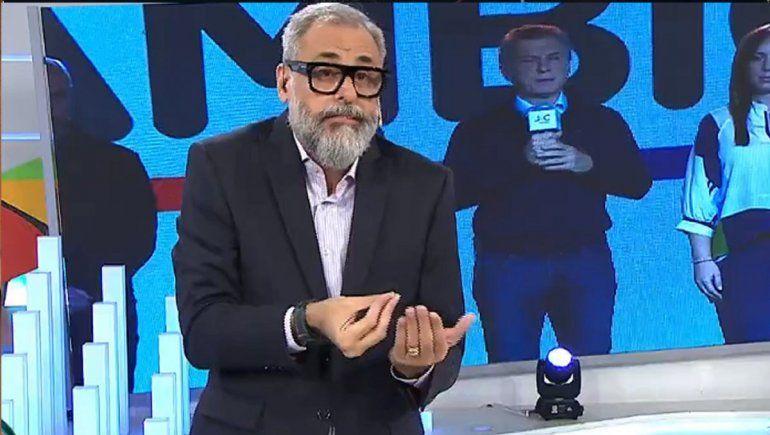 Jorge Rial.