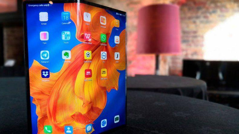 Huawei presentó el Mate Xs, su nuevo smartphone plegable
