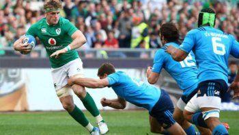 rugby: suspendieron irlanda-italia por el coronavirus
